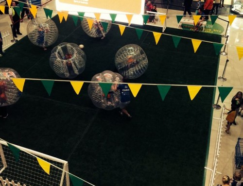 WORLD CUP – WESTFIELD MARION BUBBLE SPORTS