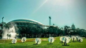 Bubble Soccer School