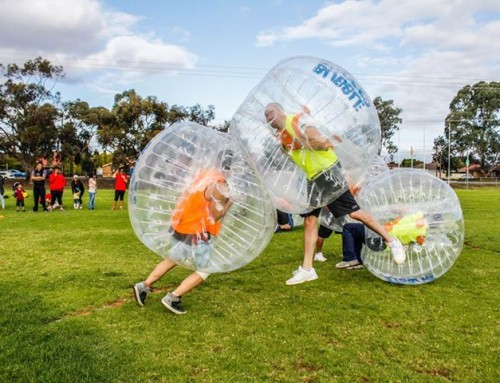 BUBBLE SOCCER 7 A-SIDE OUTDOOR WEEK NIGHT LEAGUE!